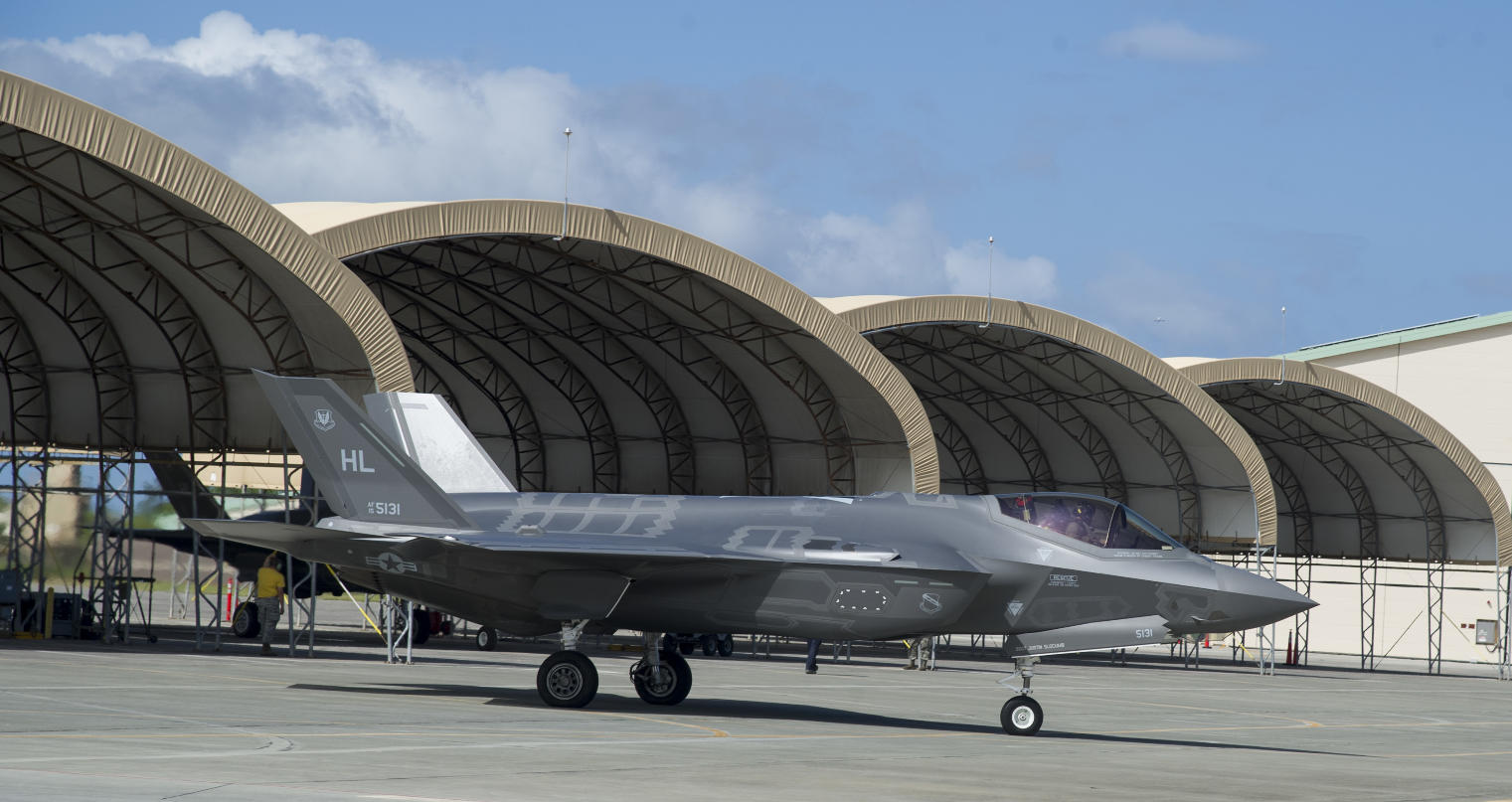 U.S. Air Force F-35As set for Japan deployment