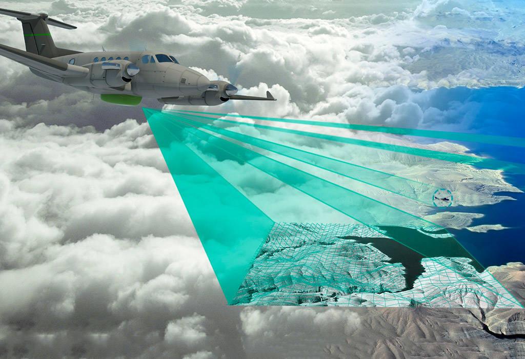 Hensoldt unveils new airborne surveillance radar