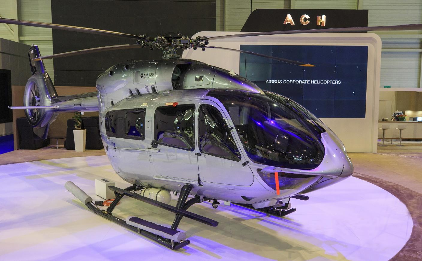 EBACE 2017: Airbus adds helicopters to Corporate offering