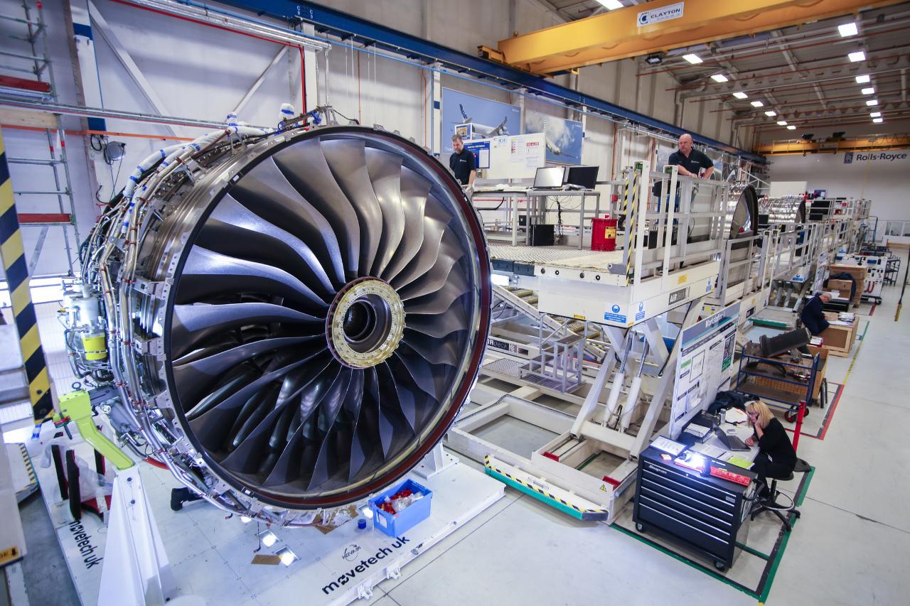 Paris 2017: AFI KLM E&M, Rolls-Royce announce Trent XWB maintenance agreement