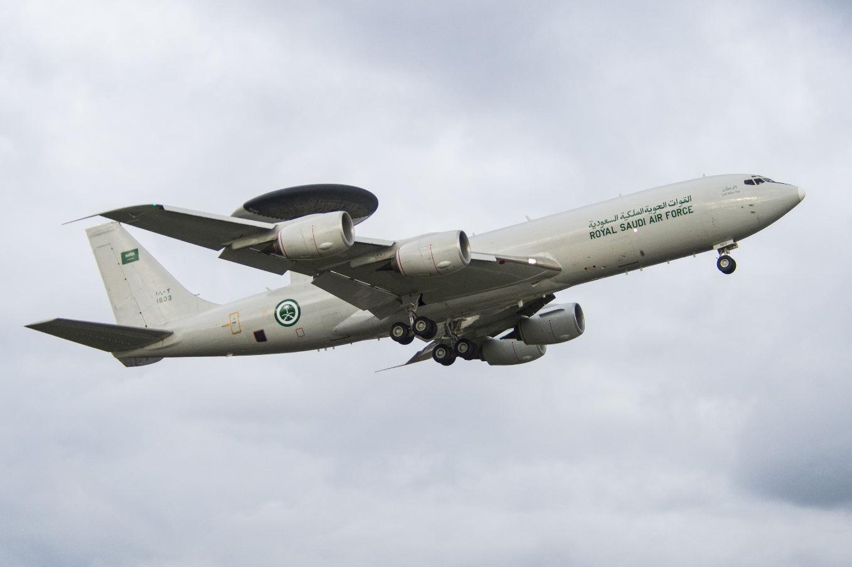 Saudi AWACS fleet completes upgrade programme