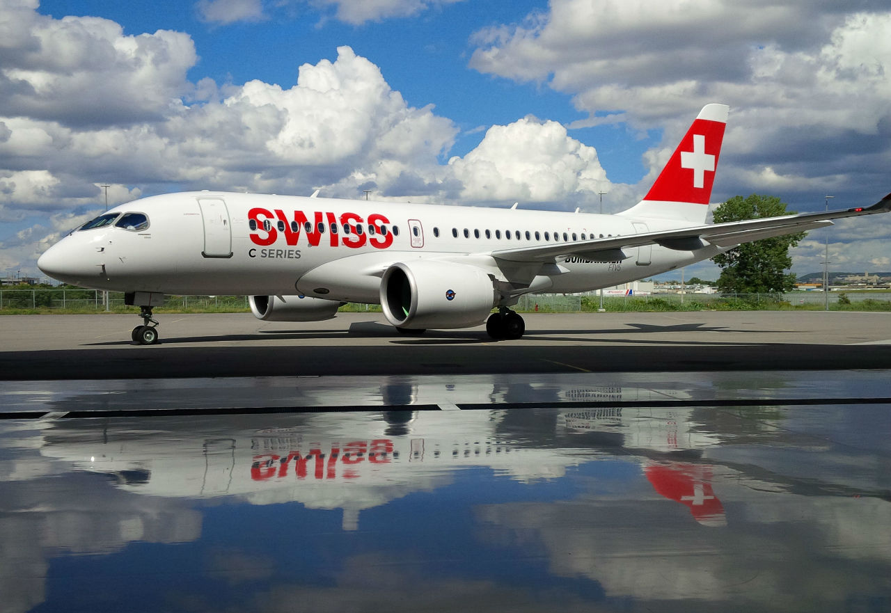 Bombardier scales back C Series delivery schedule