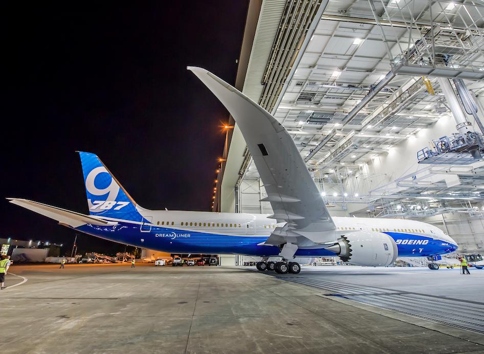 Vietnam's Bamboo Airways orders 20 Boeing 787s