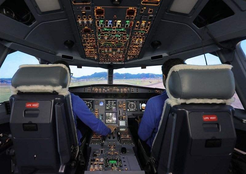 Airbus unveils A330MRTT full flight simulator