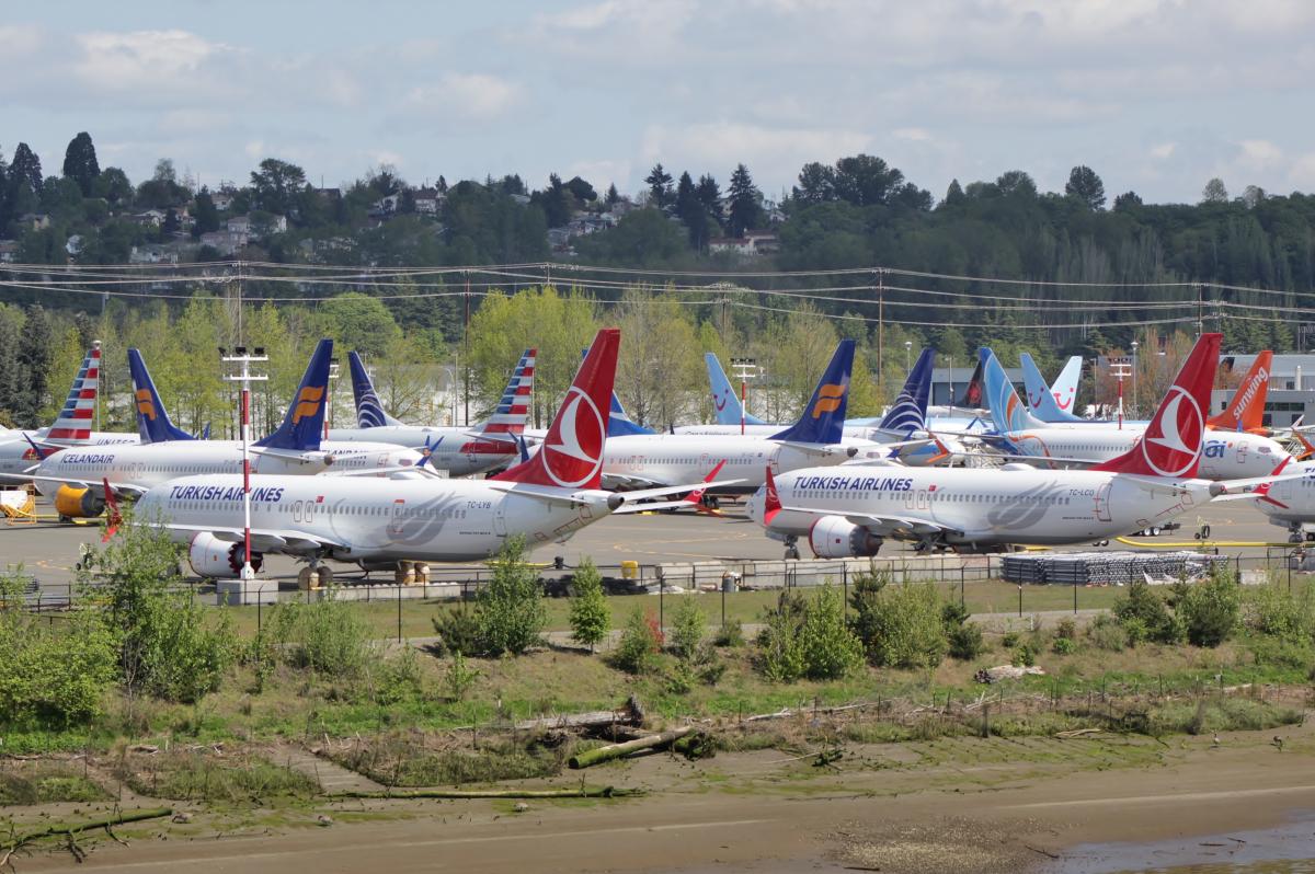 Boeing 737 MAX: wiring under study