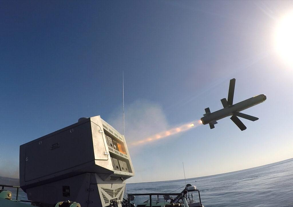 Israeli missile for US Apache