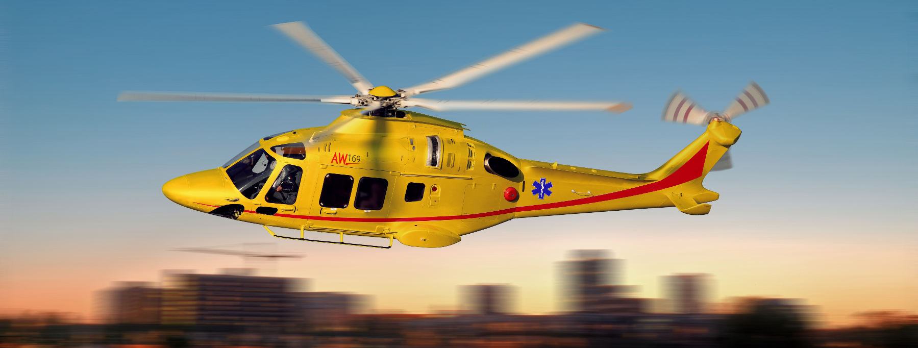 Chinese group orders 30 EMS helicopters from Leonardo