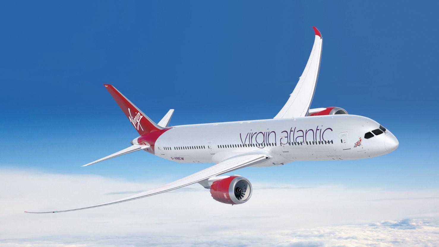 Lufthansa Technik Shannon Limited finished base maintenance checks on Virgin Atlantic's Boeing 787s.