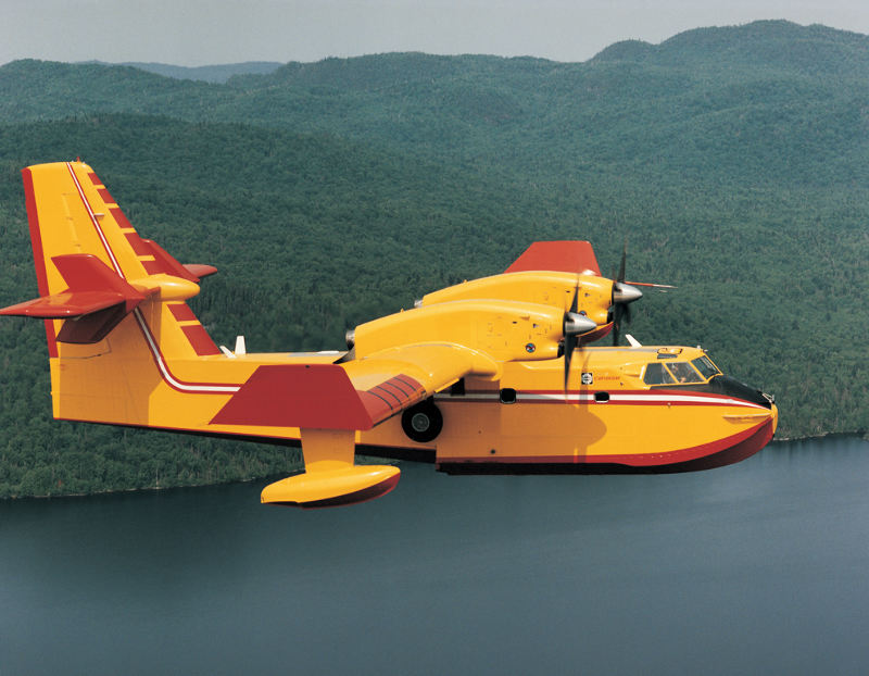 Viking completes acquisition of Bombardier Amphibious Aircraft programme