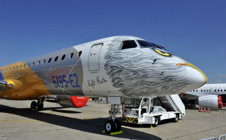 Embraer releases regional jet market forecast