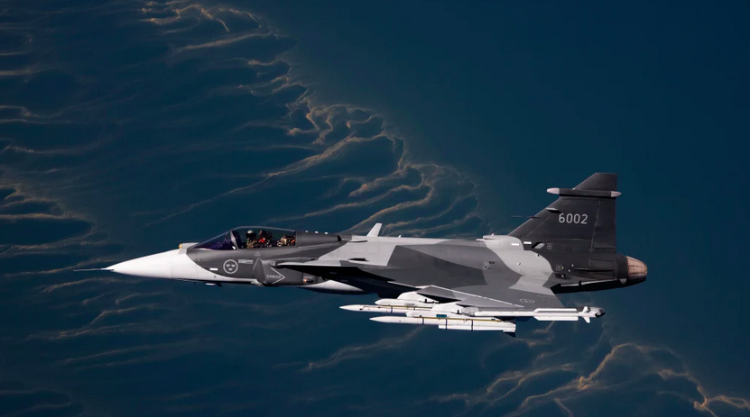 The Swedish Air Force prepares to receive its first Gripen E aircraft