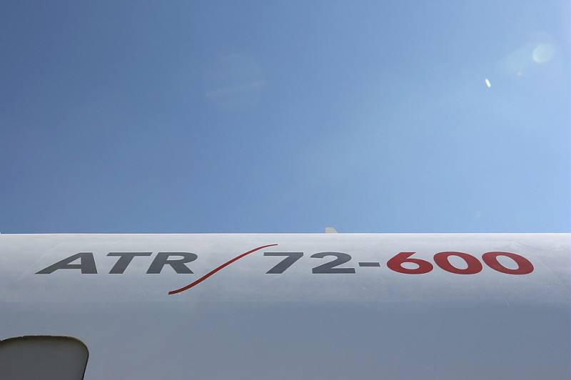 Avation confirms order for eight ATR 72-600s