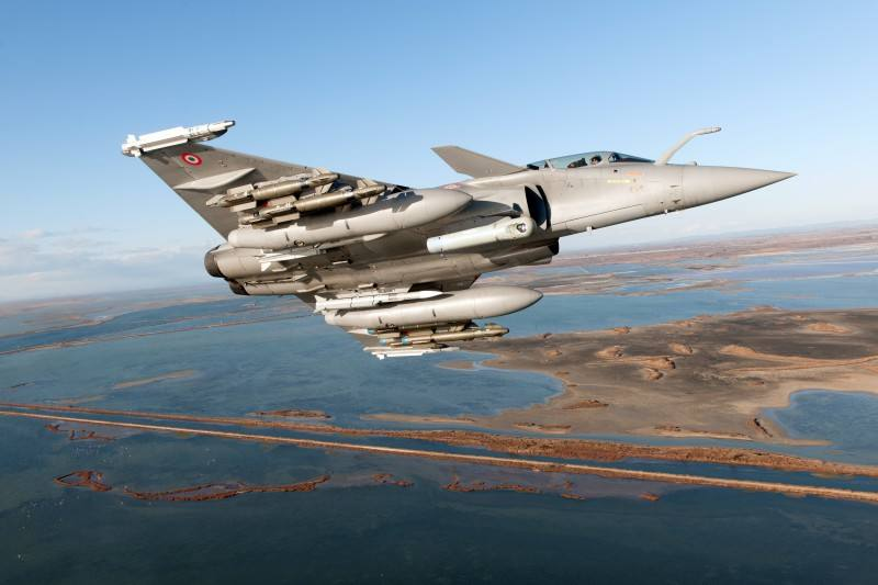 Dassault receives Rafale F4 contract