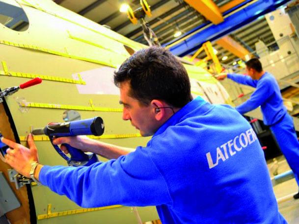 Latécoère inaugurates Bulgarian factory