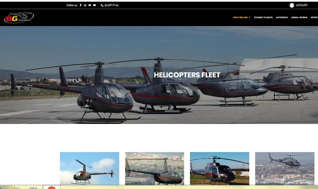 BG Helicopters is recruiting an Aircraft Mechanic in Spain