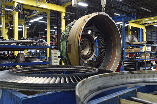 MRO Europe 2019: AFI KLM E&M formalizes aircraft disassembly and sourcing activity