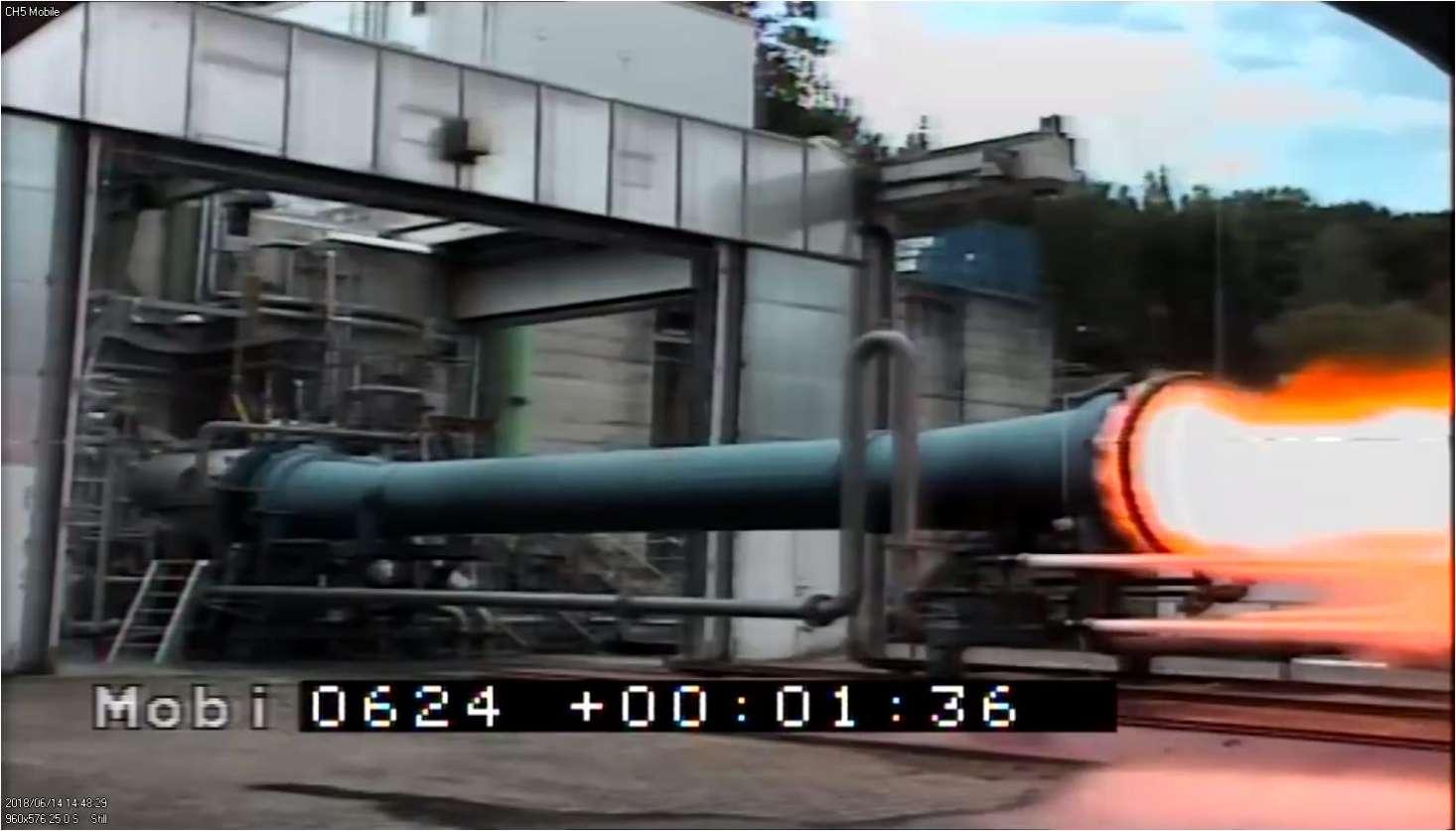 ArianeGroup tests future engine demonstrator