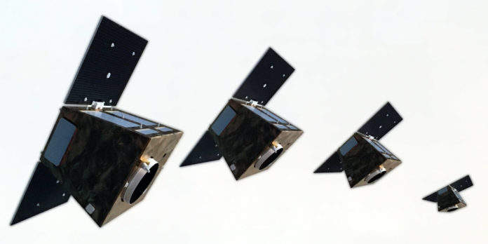 Contract award for CO3D Earth Observation satellites