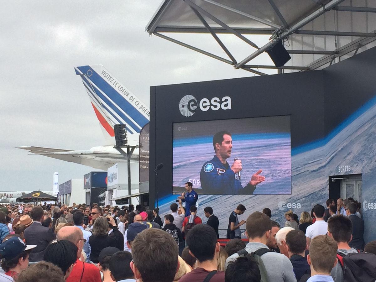 Paris Air Show 2019: ESA's program