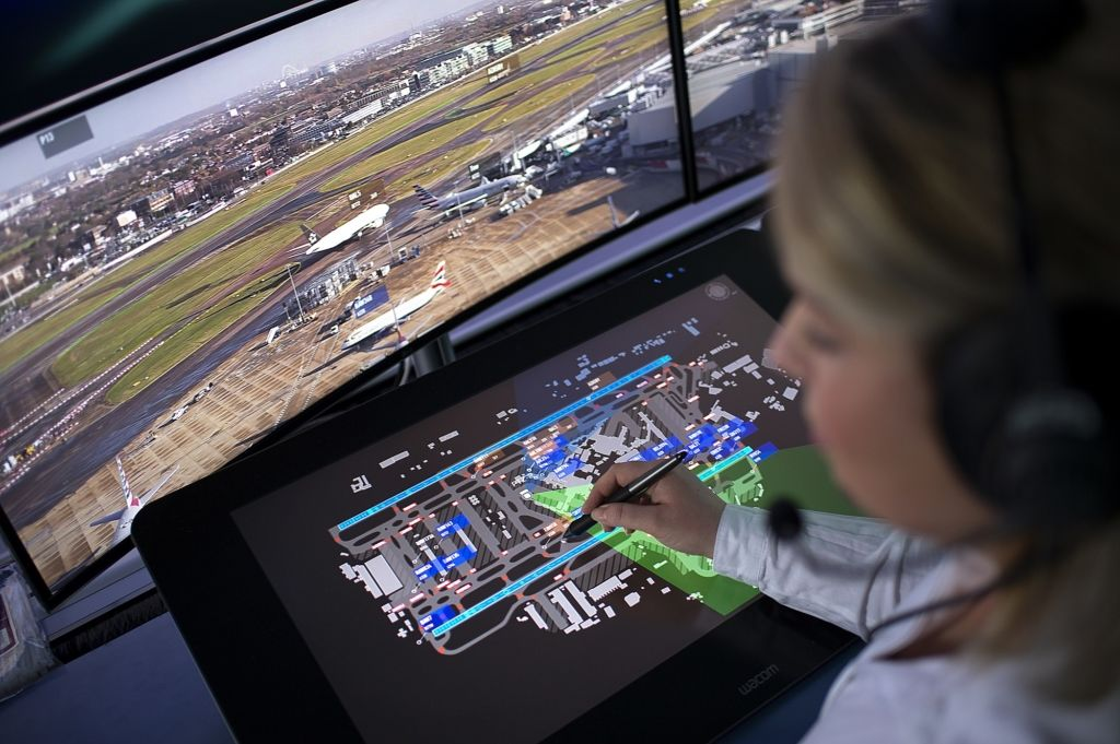NATS testing Artificial Intelligence at Heathrow