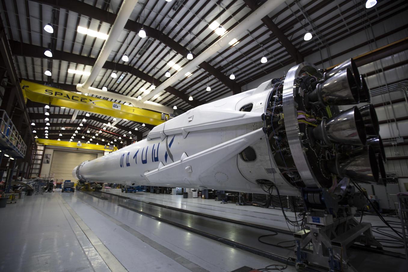 SpaceX set to resume flights