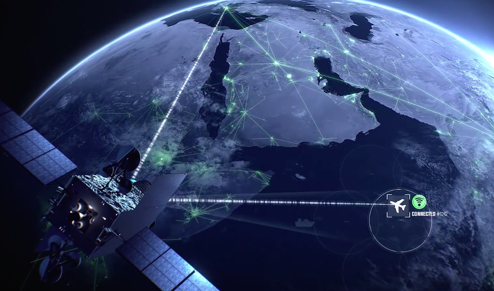 Thales Alenia Space wins Inmarsat GX contract