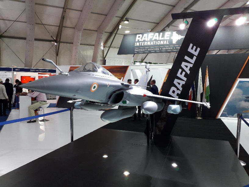 Pod, weapons for Indian Rafales still not finalised