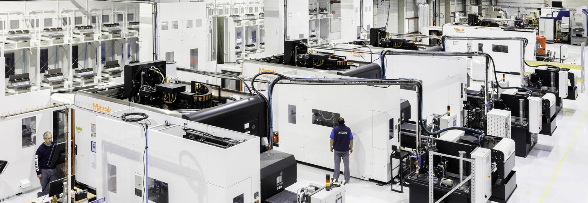 New Latécoère smart factory.