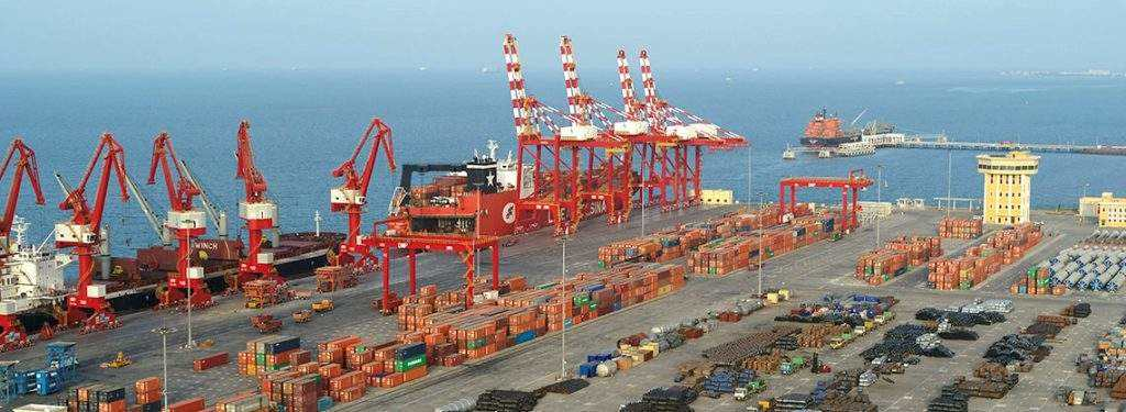 Terra Drone took part in the inspection of a port