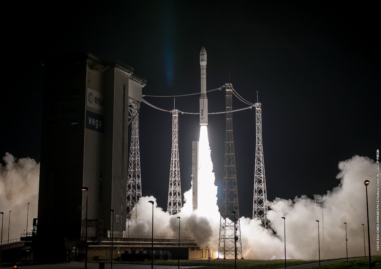 Arianespace to launch StriX-α satellite for Japanese startup