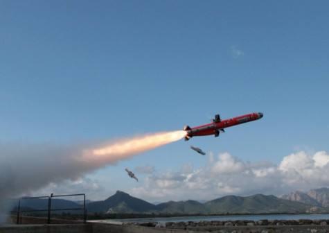 MBDA Marte ER missile completes firing trial