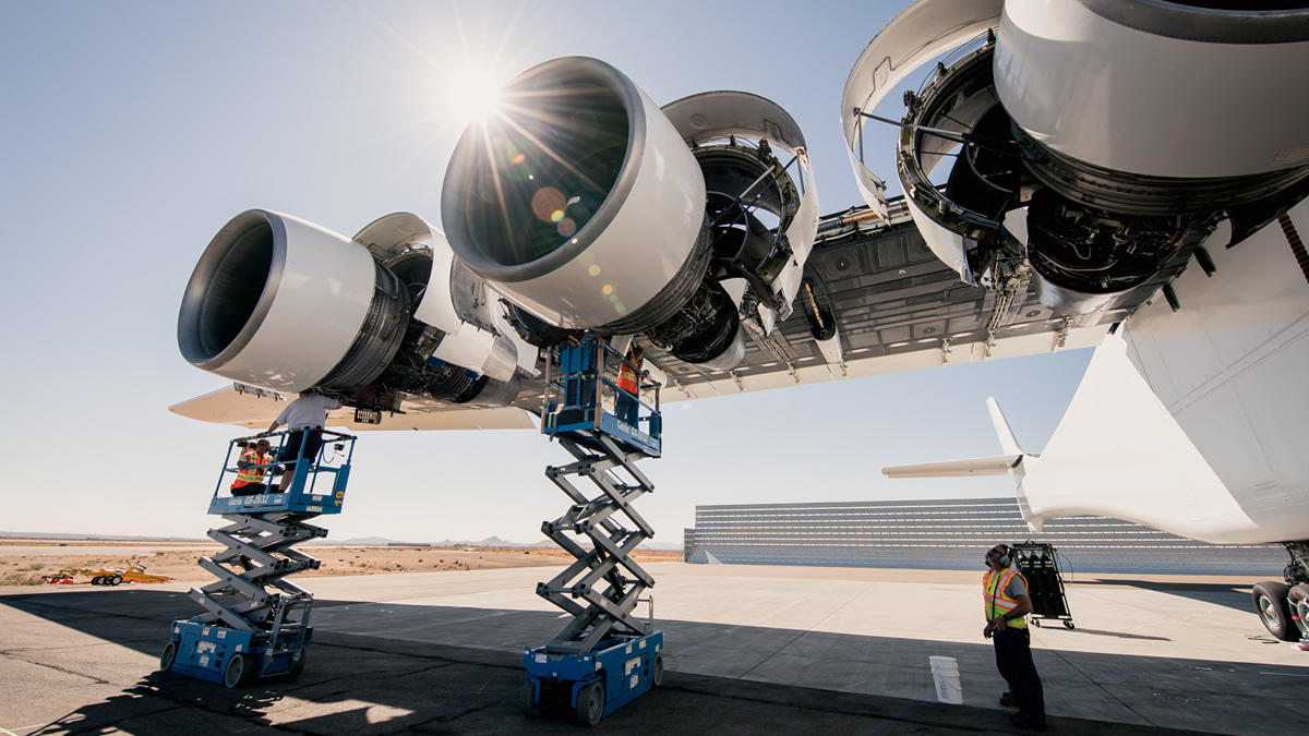 Stratolaunch completes first phase of engine testing