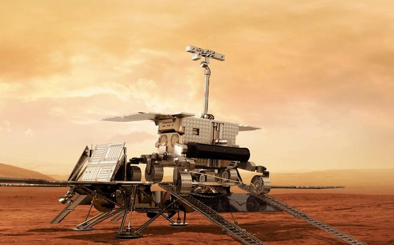 Thales Alenia Space delivers key element for ExoMars 2020