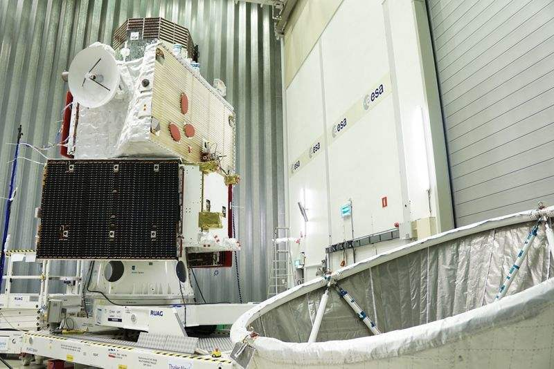 BepiColombo set for launch to Mercury next year