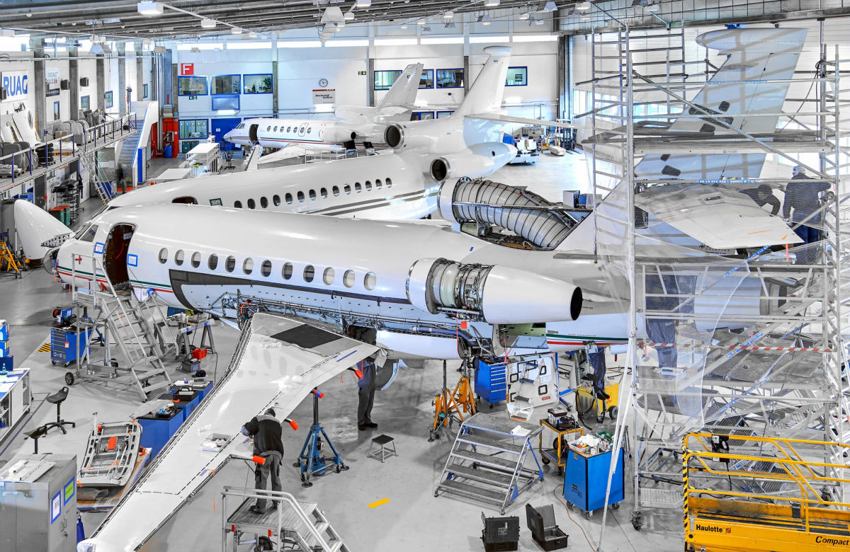 Dassault Aviation acquires RUAGs' MRO and FBO activities