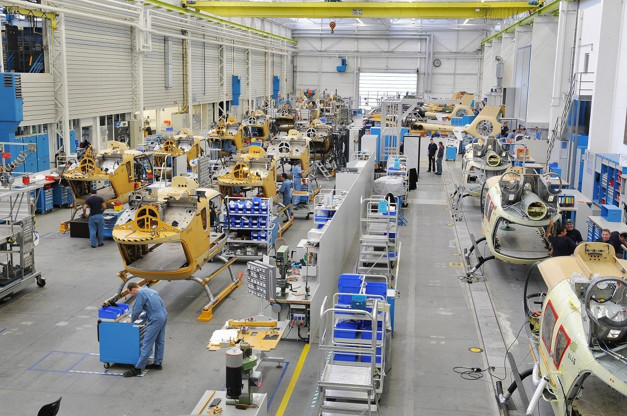 Airbus Helicopters breaks ground on Chinese H135 assembly line