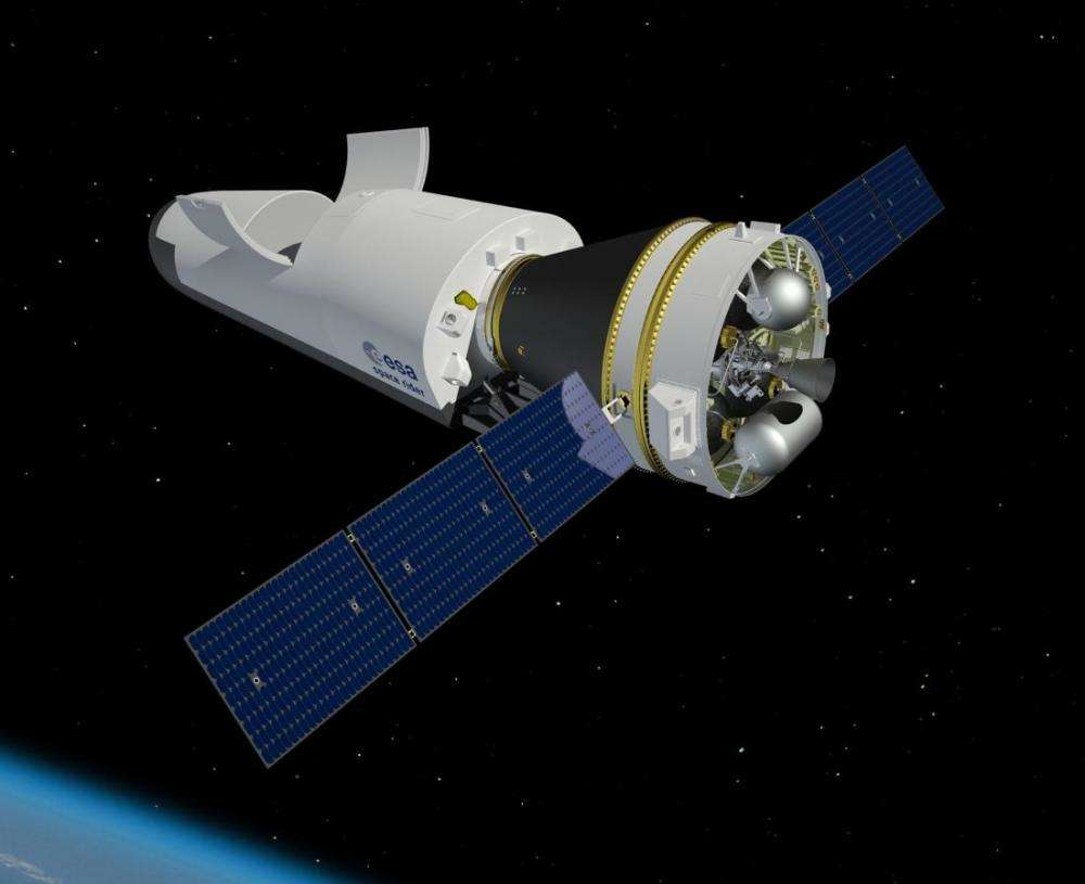Thales Alenia Space to develop Space Rider