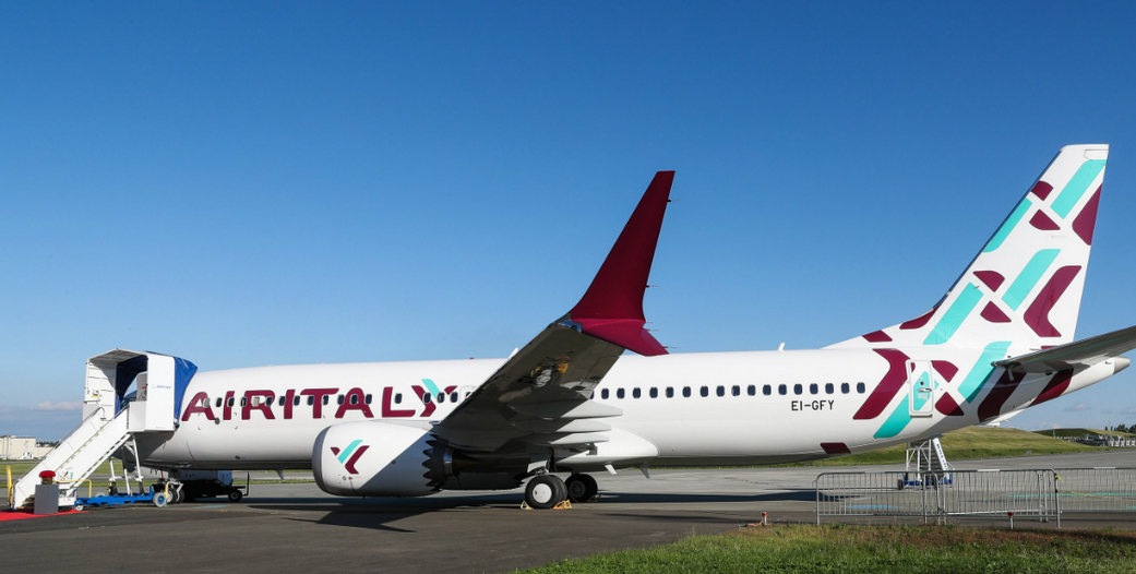 Air Italy gets first Boeing 737 MAX
