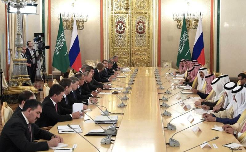 Saudi Arabia announces Russian S-400 deal