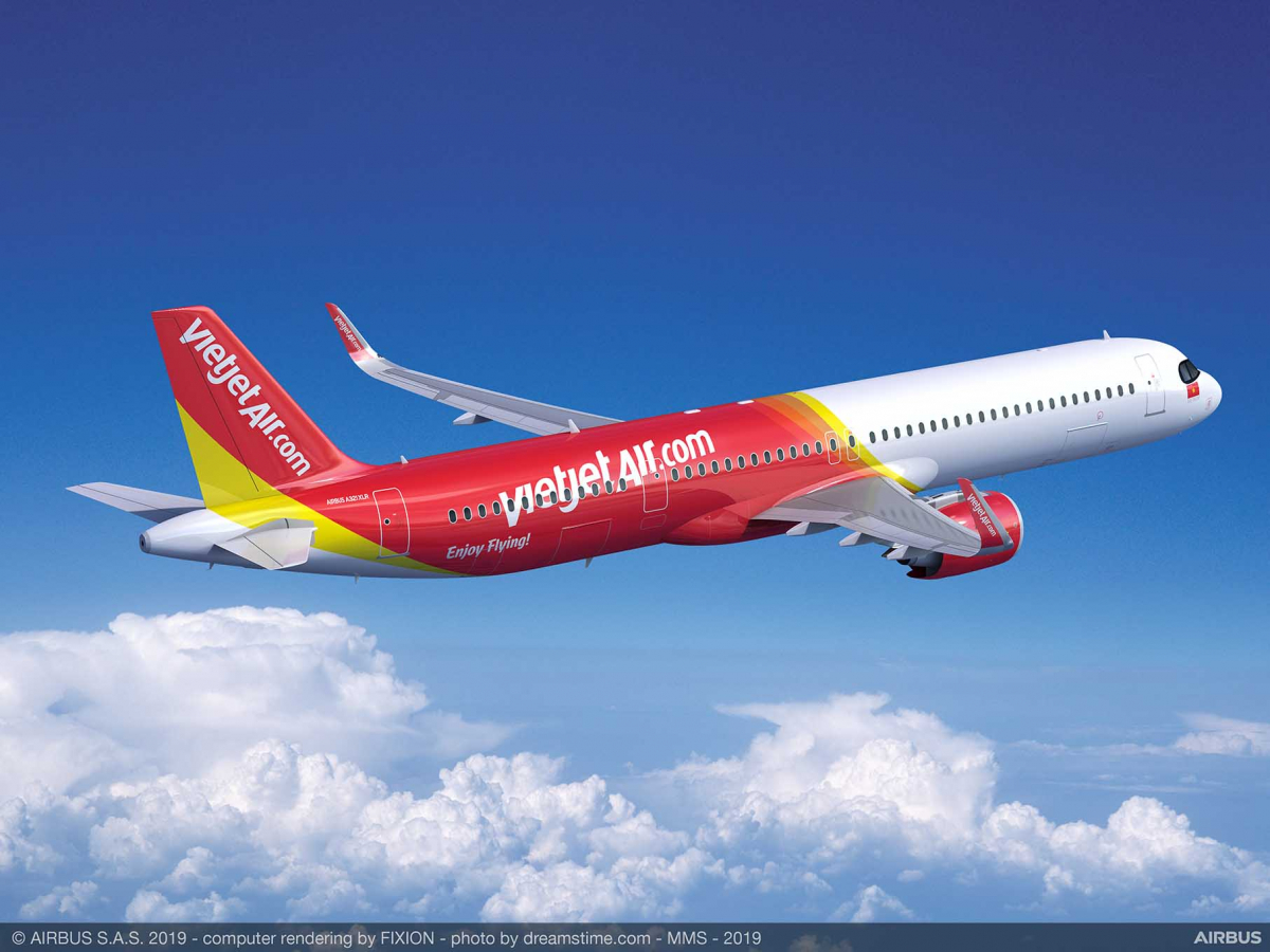 Airbus A321XLR: 300 firm sales and 13 customers