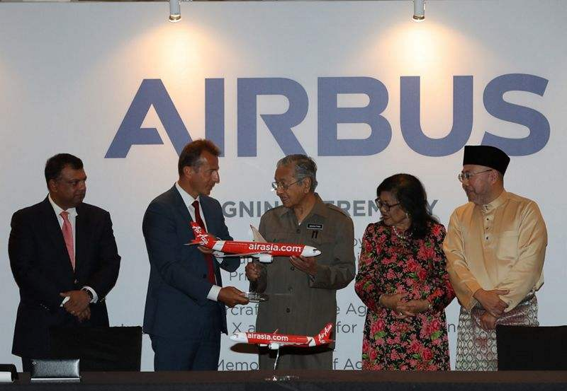 Airbus boosts its presence in Malaysia