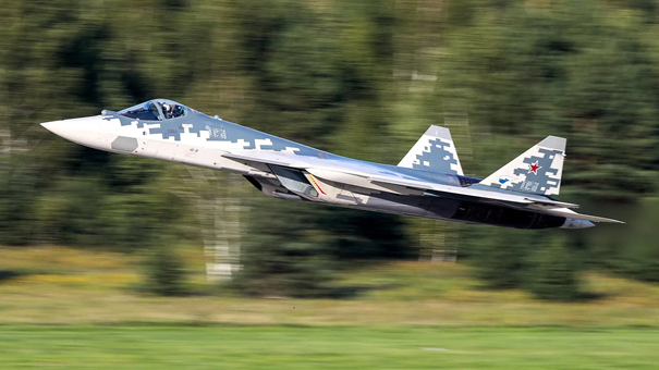 New missile for SU-57