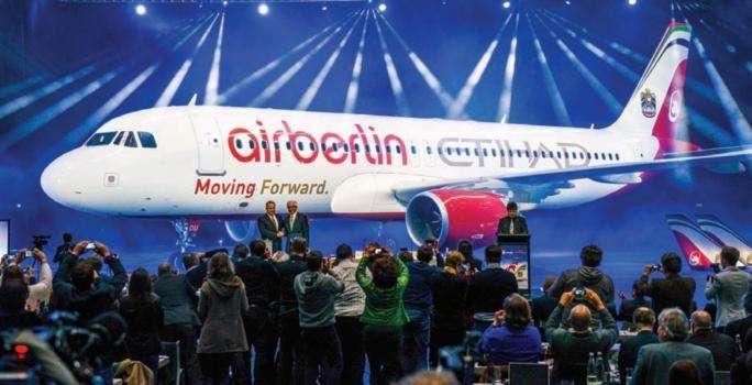 Air Berlin, Etihad and TUI look to create new European leisure airline