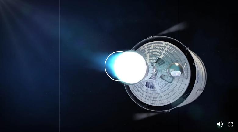 Test success for Ariane 6 engine