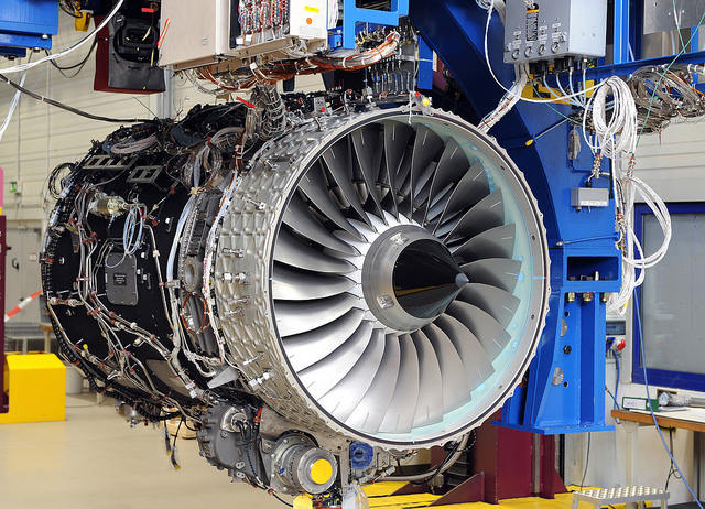EBACE 2018: Rolls-Royce launches Pearl engine