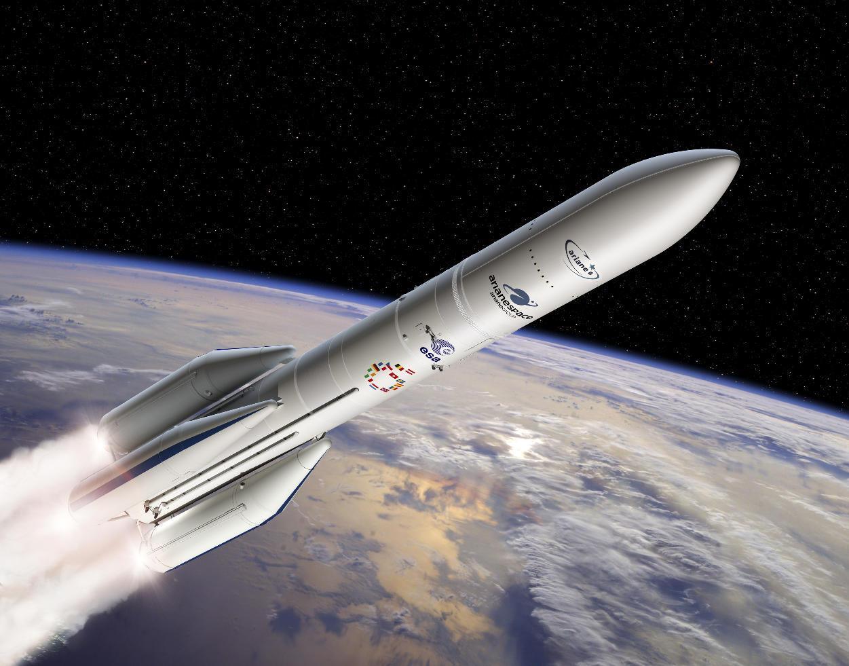 Ariane 6 series production begins