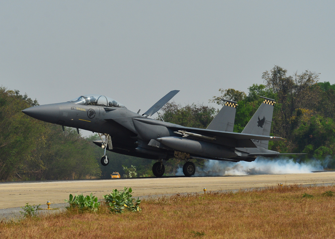 Exercise Cope Tiger draws to a close