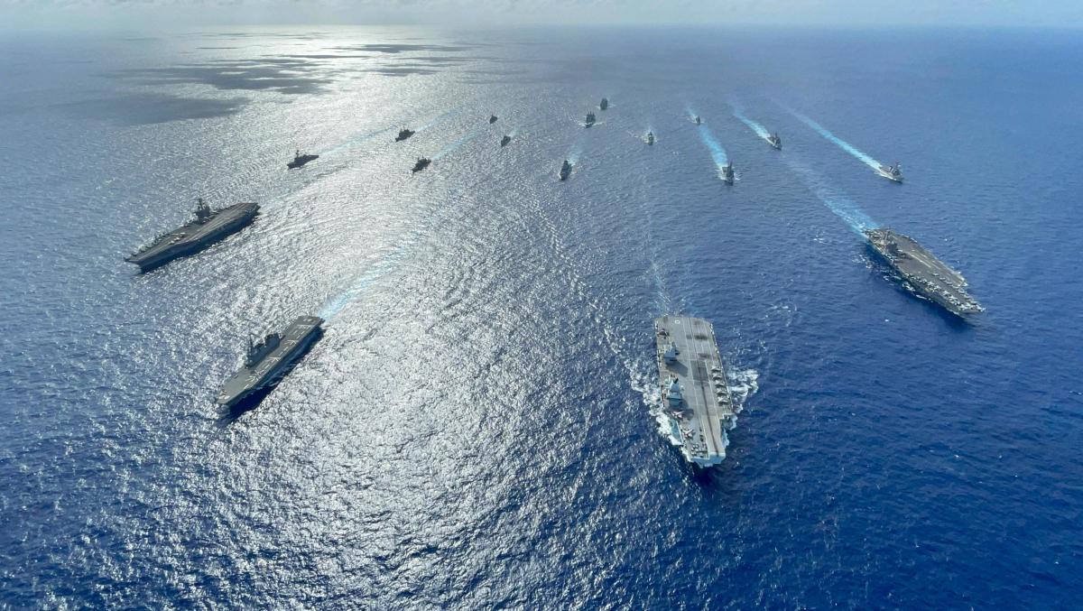 Defence: renewed tension between China and Taiwan