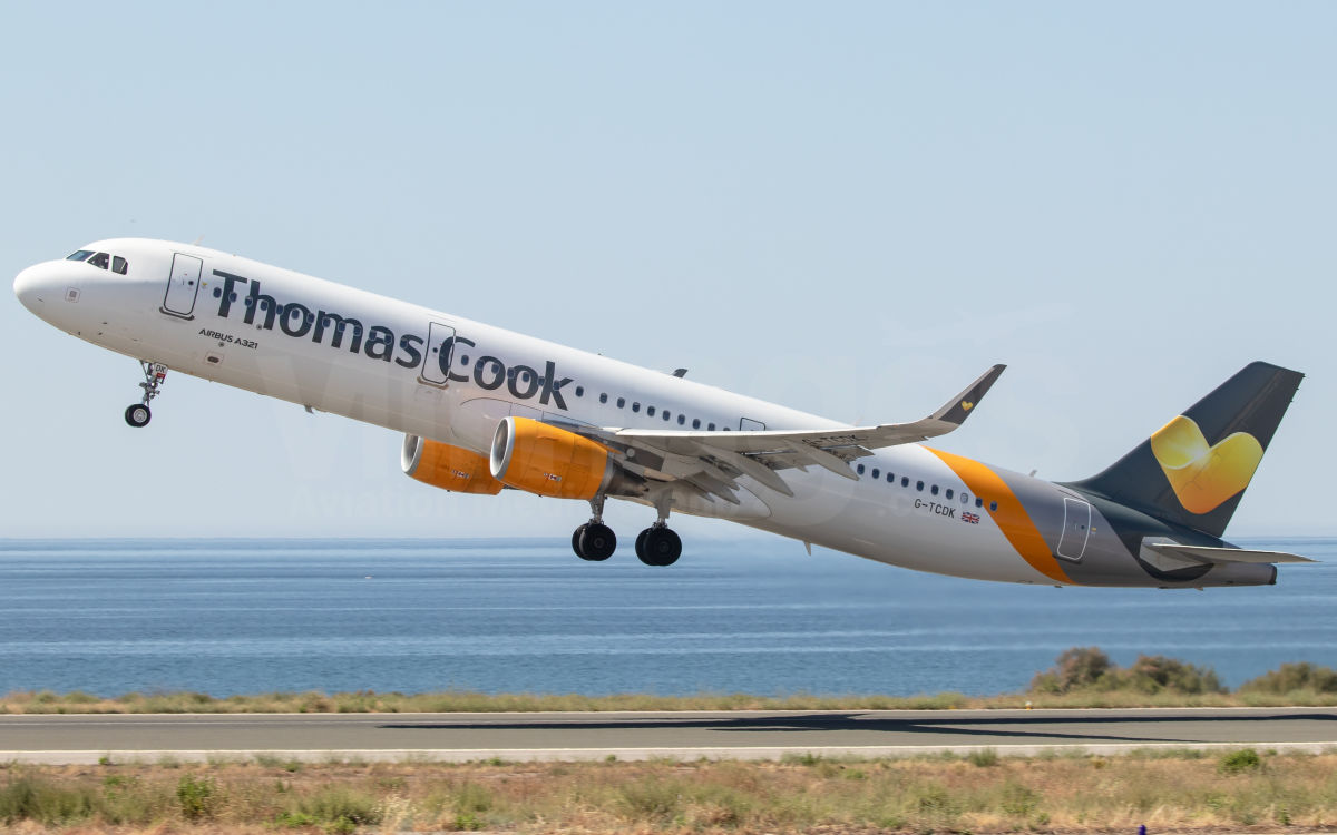 Thomas Cook: more than 100 Airbus and Boeing grounded?