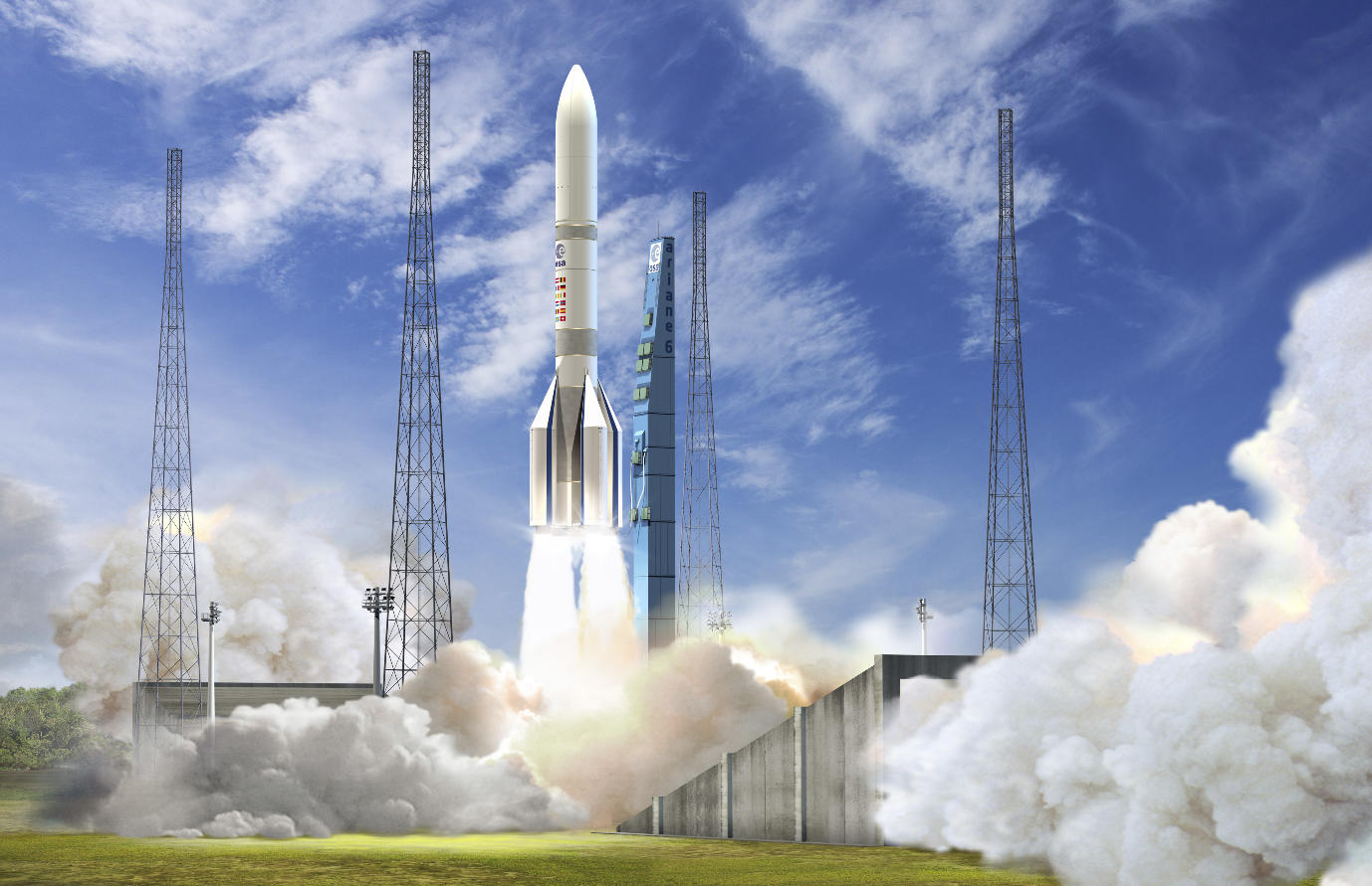 Ariane 6 gets first commercial GEO contract